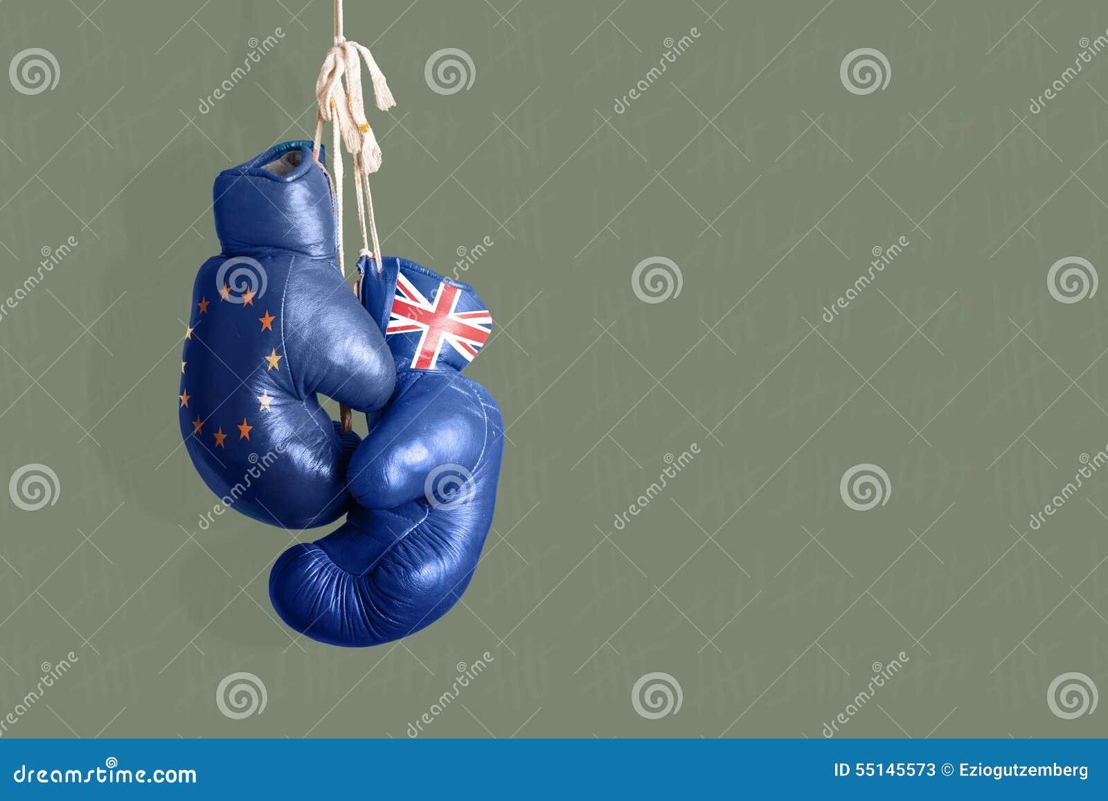 Brexit, símbolo del referéndum Reino Unido contra la UE