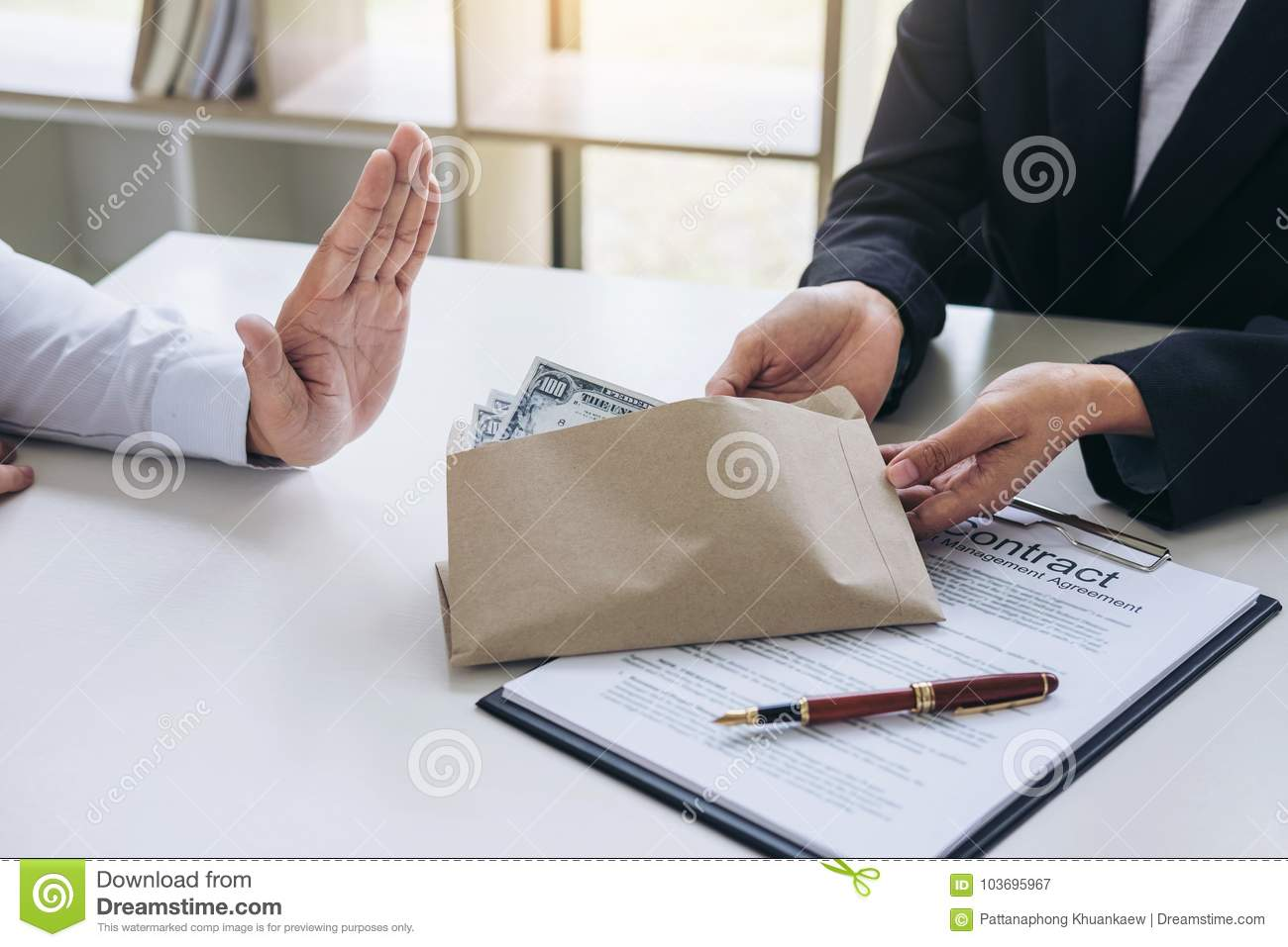 bribery disadvantage Through bribery and kickbacks some people skyrocket their promotion they move into positions they ought not to be because some people have been compromised that promotion aid some certain benefits to the people closer to them.