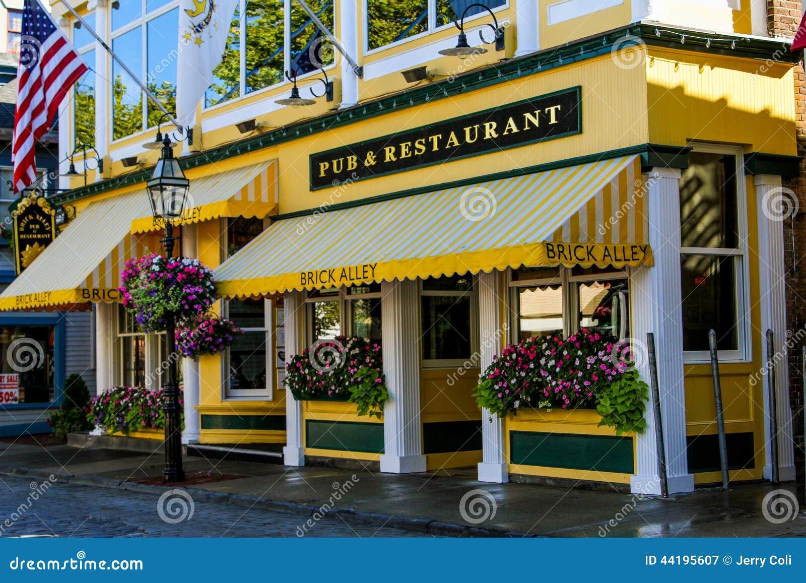 Newport Rhode Island Pub