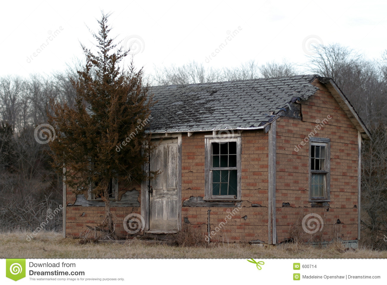 39 brick 39 cabin sw view stock images image 600714 for Brick cabin