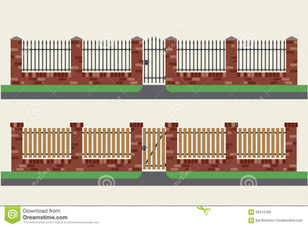 100 Fence Designs Styles and Ideas  Love Home Designs