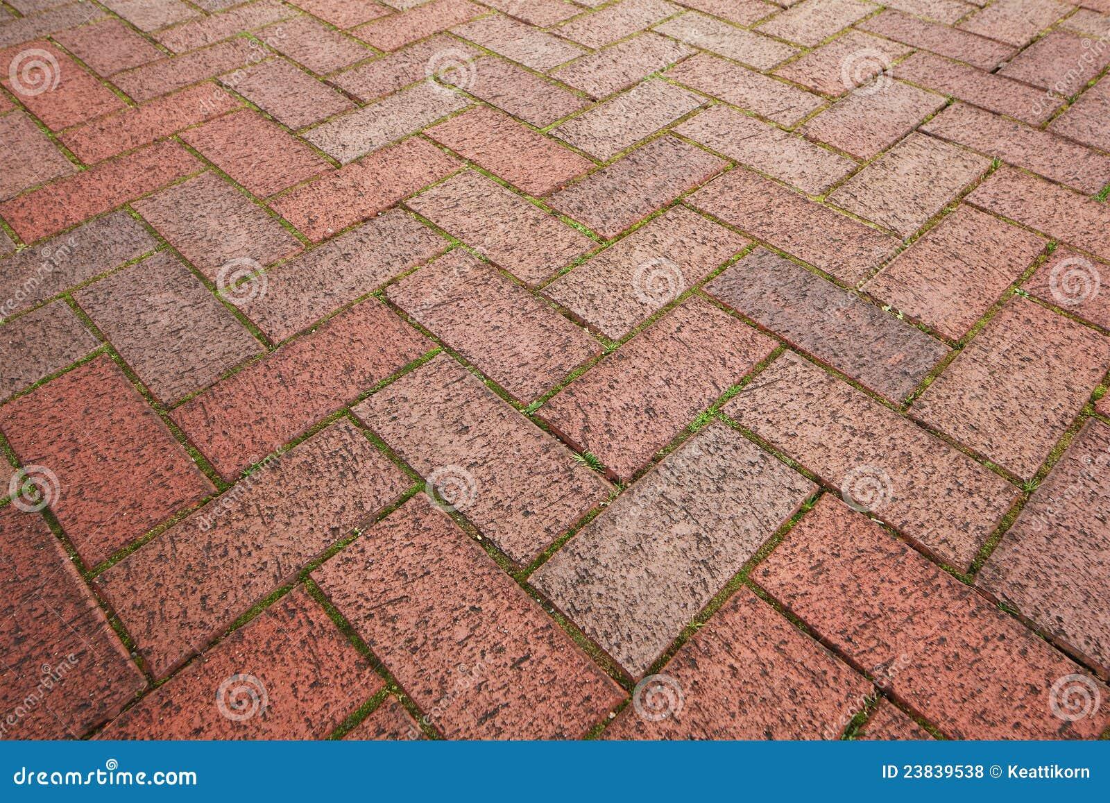Z Brick Flooring : Brick floor royalty free stock photos image