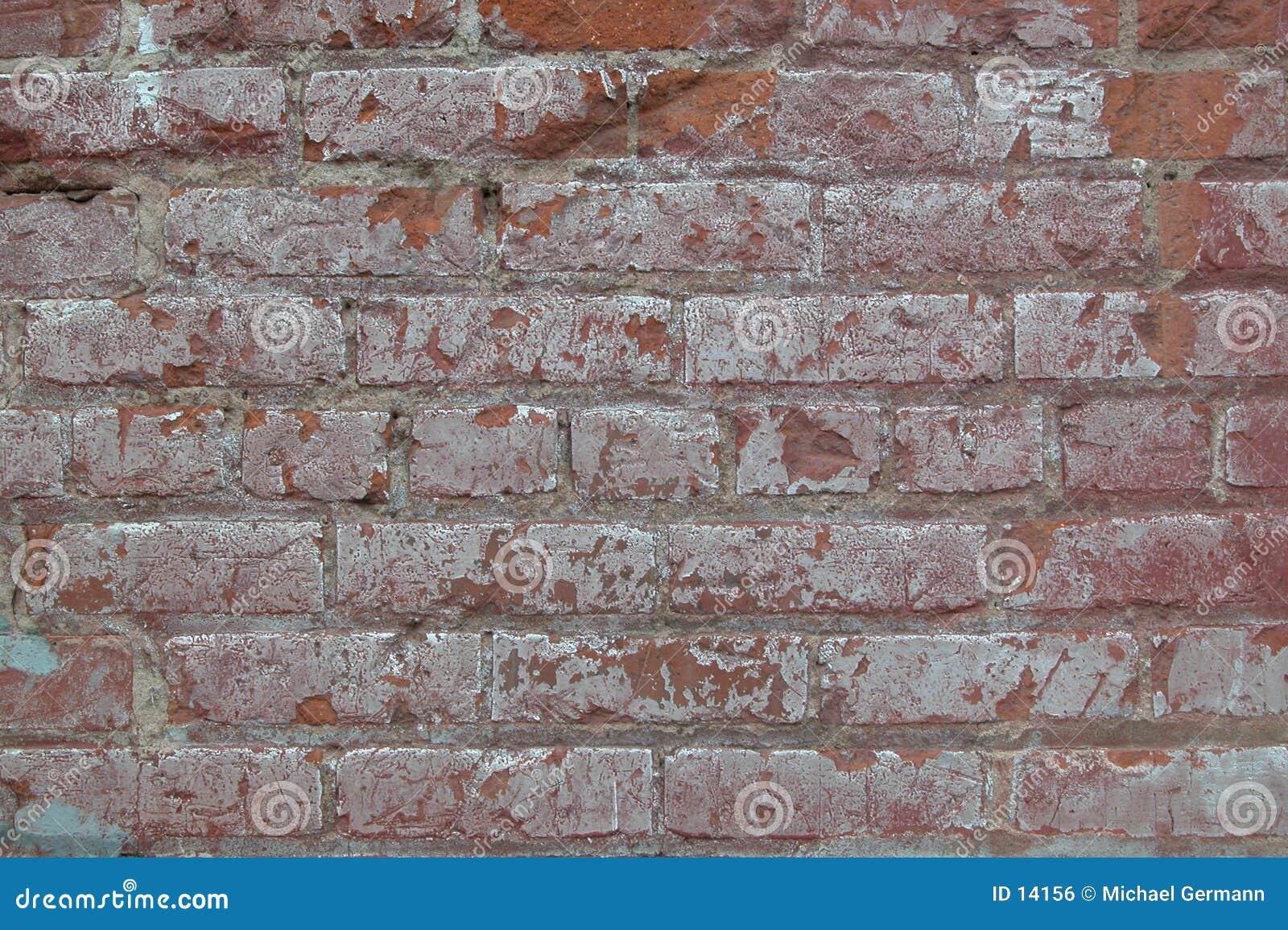 Brick grungy tło