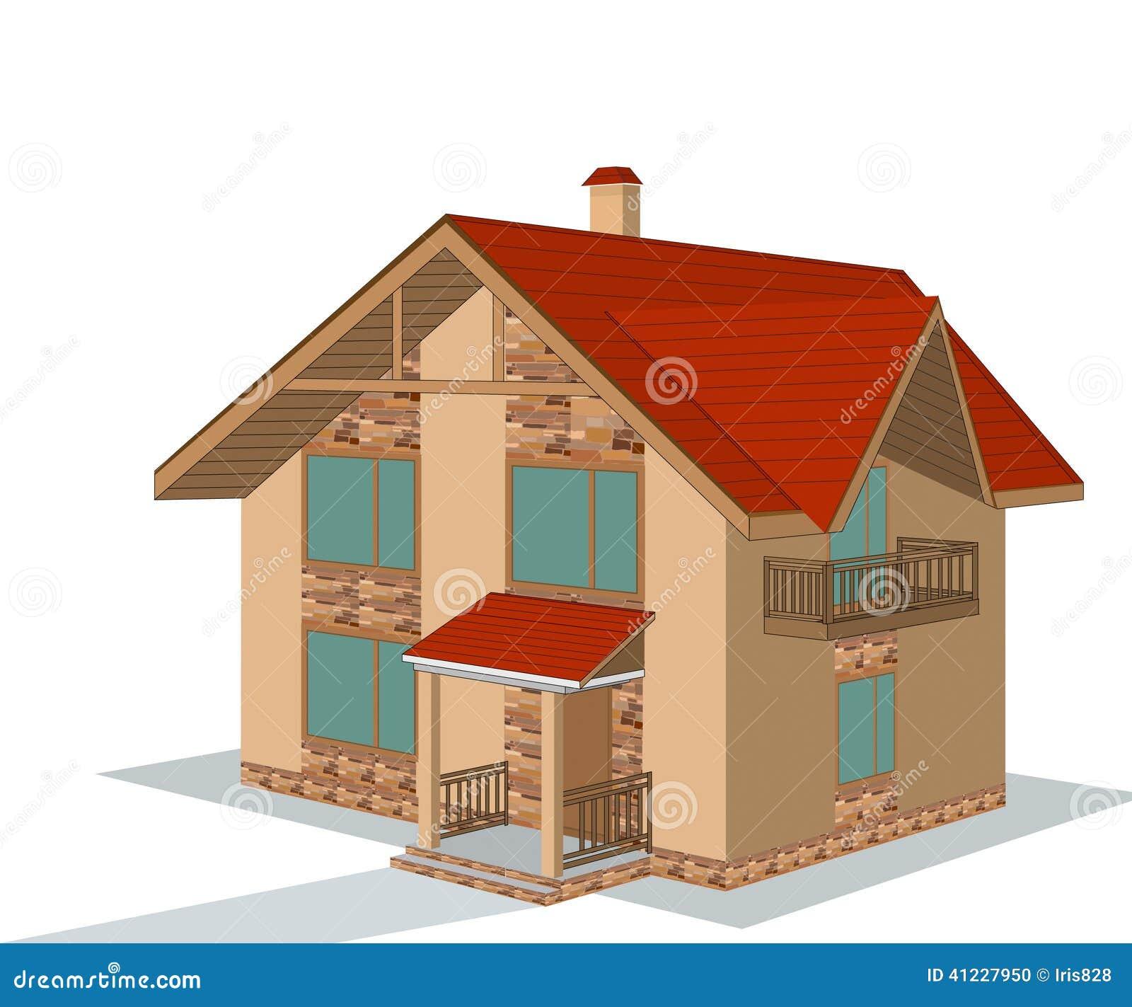 home cartoon brick - photo #10