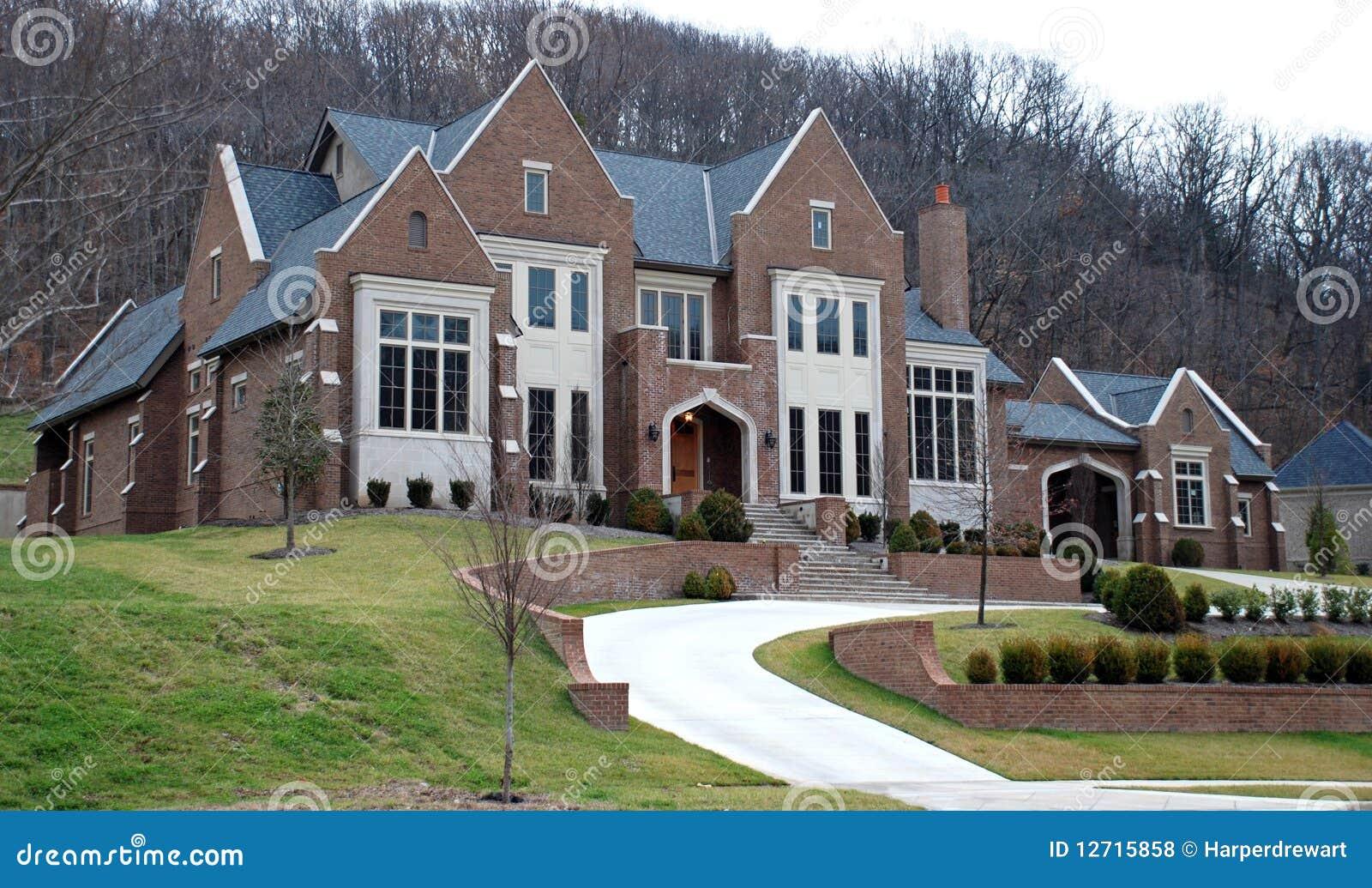 Beautiful Brick Luxury Home 43