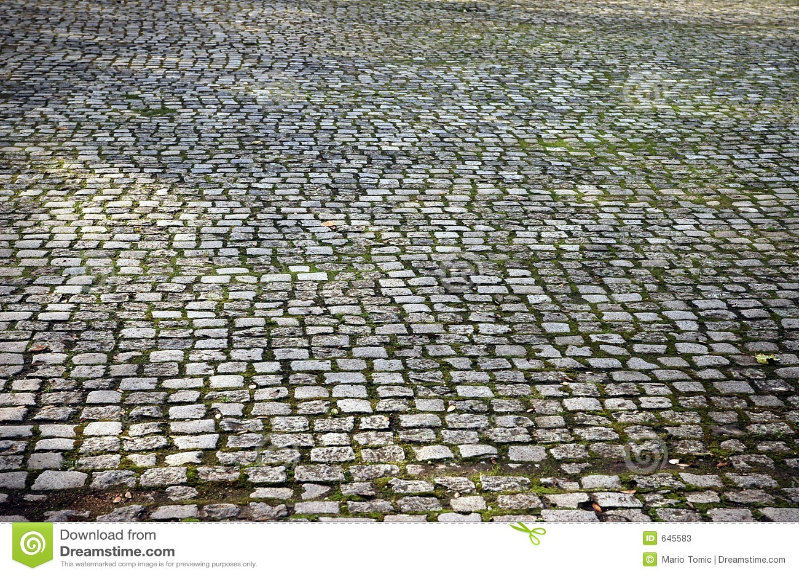 Brick Road Stock Photos - Image: 645583