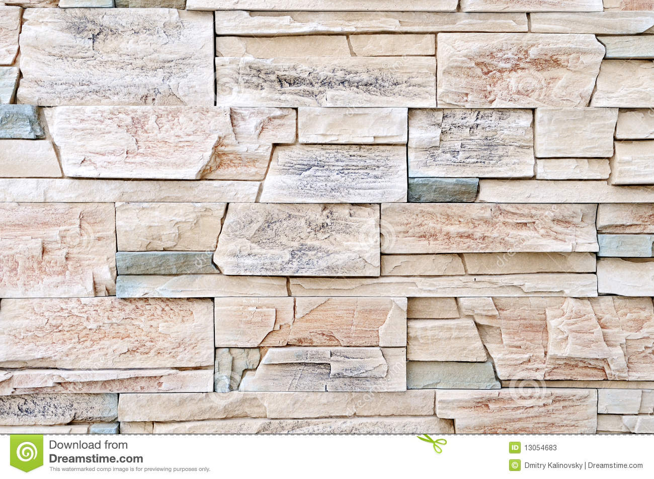 Brick stone wall material stock image image of natural for Exterior wall construction materials