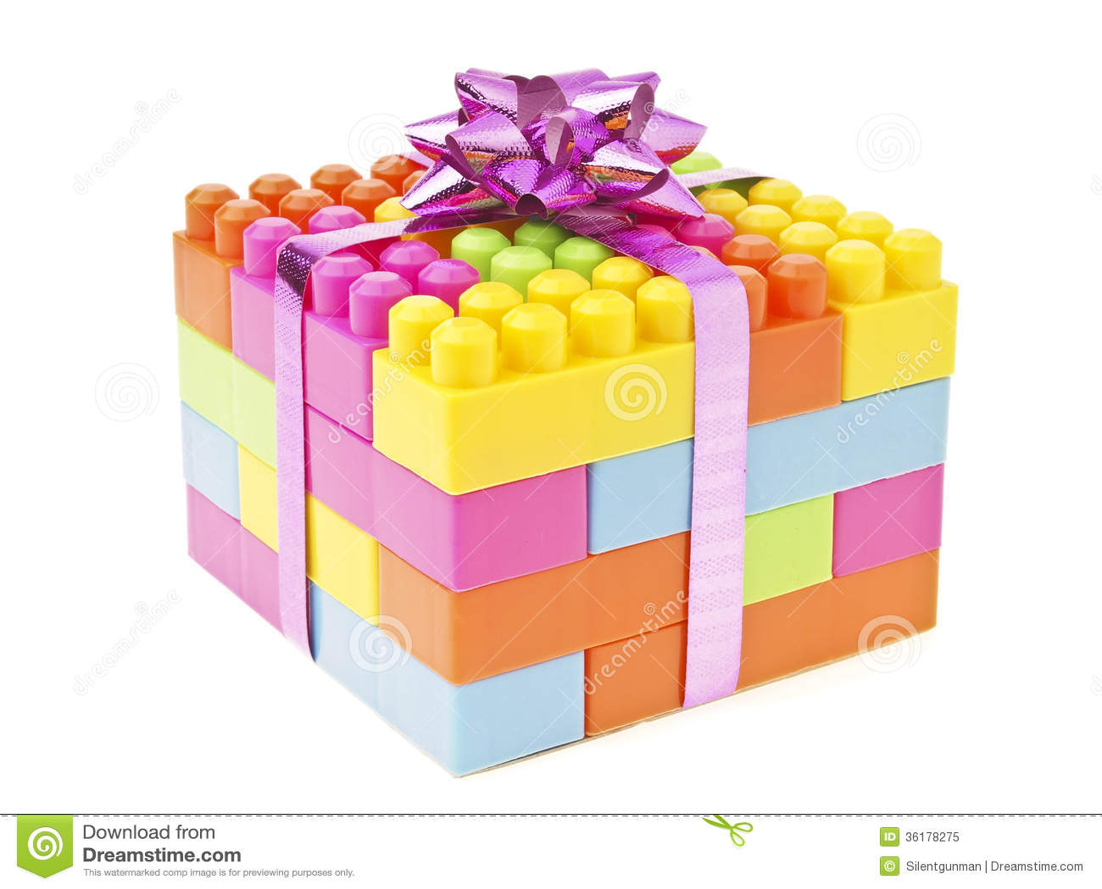 Brick toy gift