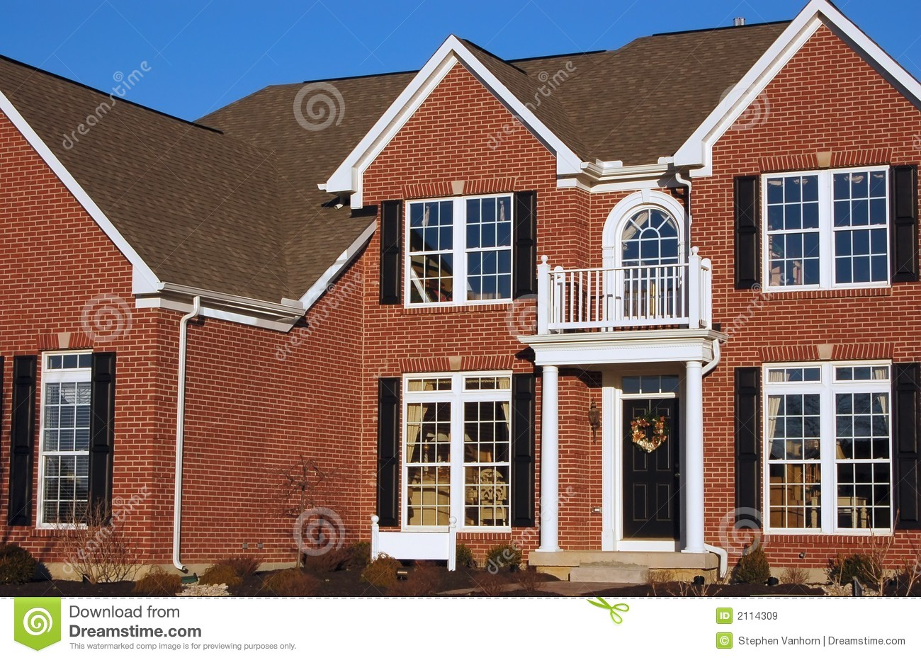 Two Story Brick House Plans 28 Images Custom 2 Story