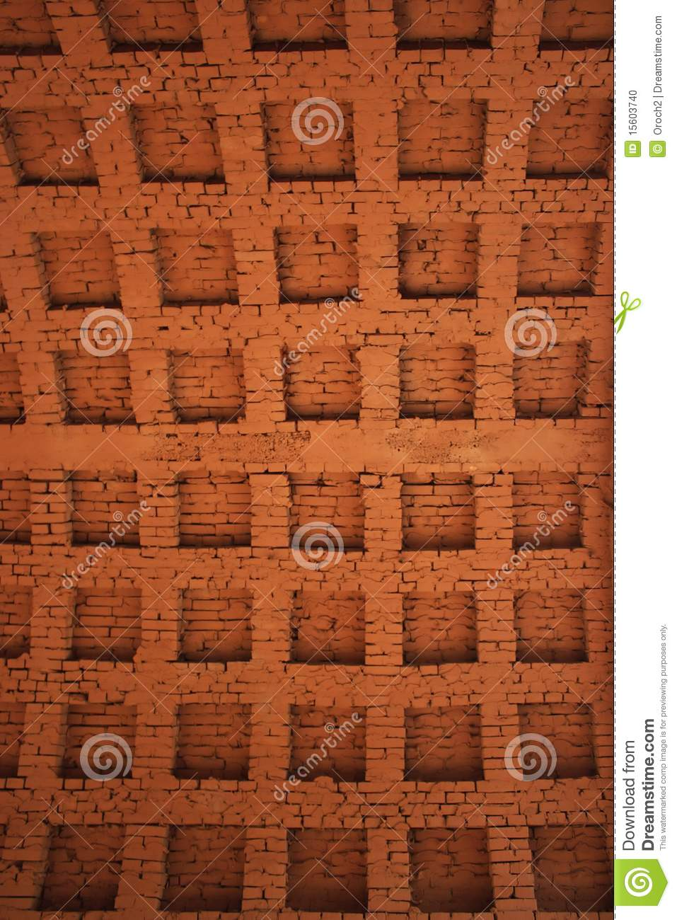 Brick Vector Picture Brick Veneers: Brick Veneer Arch Stock Photo. Image Of Tiles, Symmetry