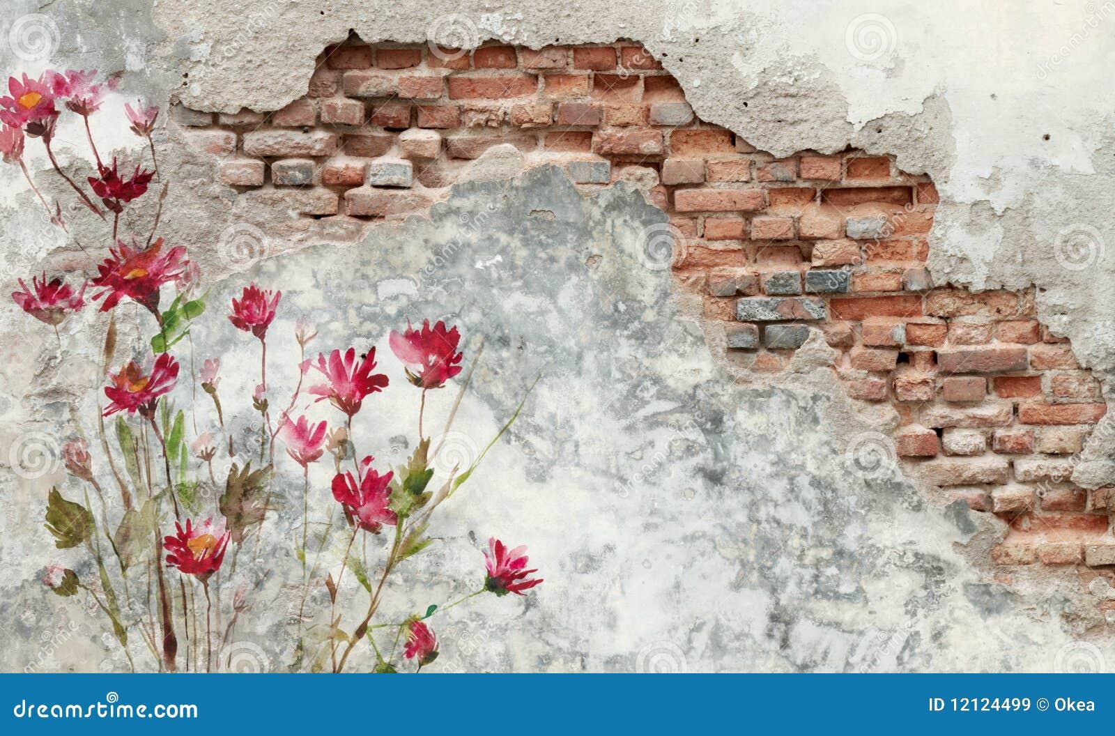 You Tube Painting Brick Walls