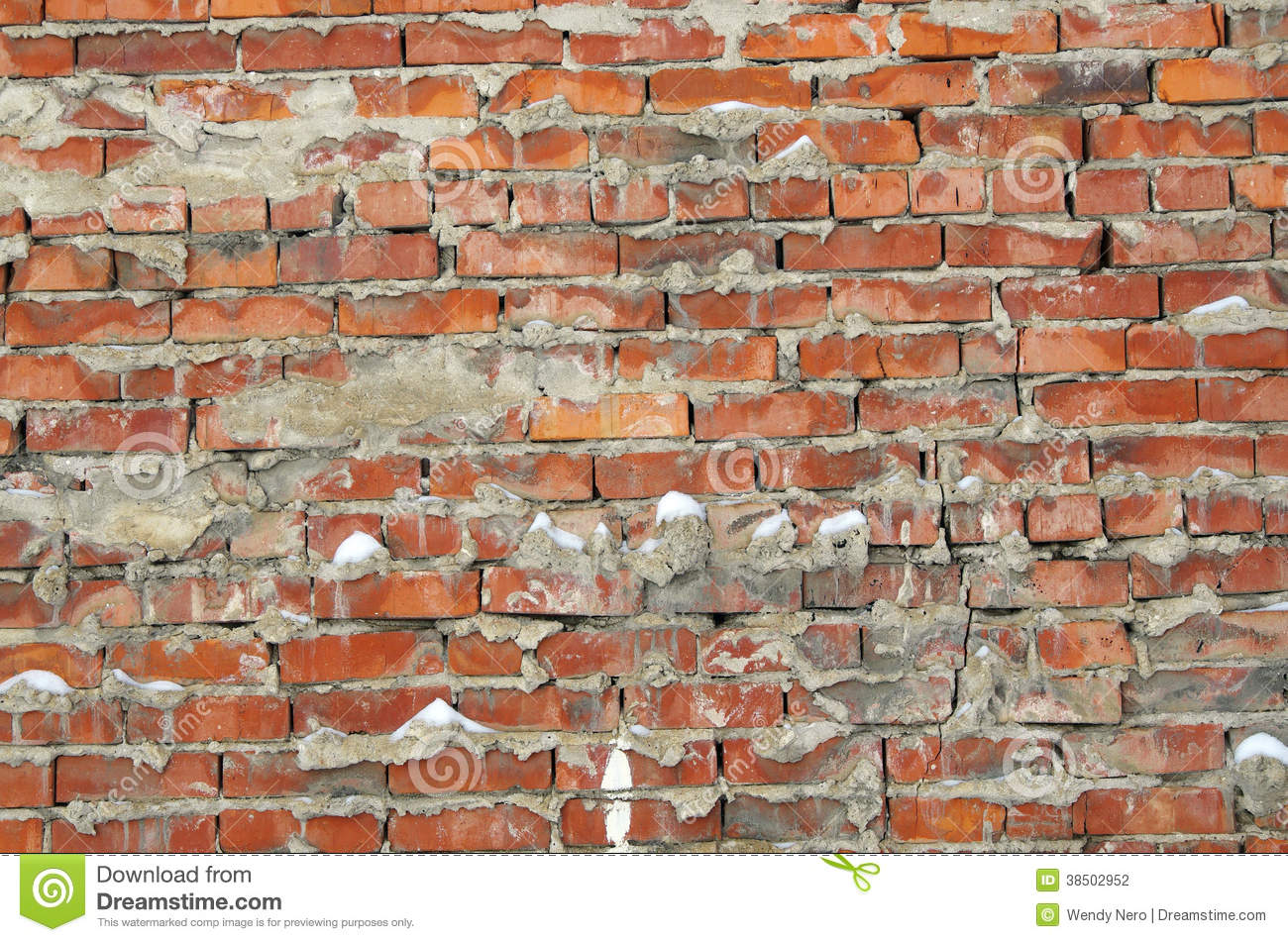Brick wall background stock photography image 38502952 for Lots of pictures on wall