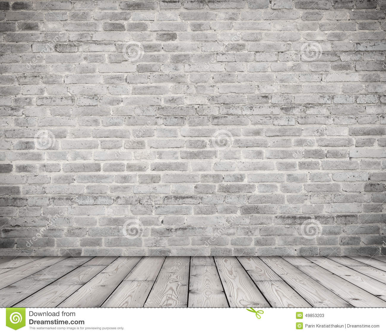 Brick Wall Stock Photo - Image: 49853203