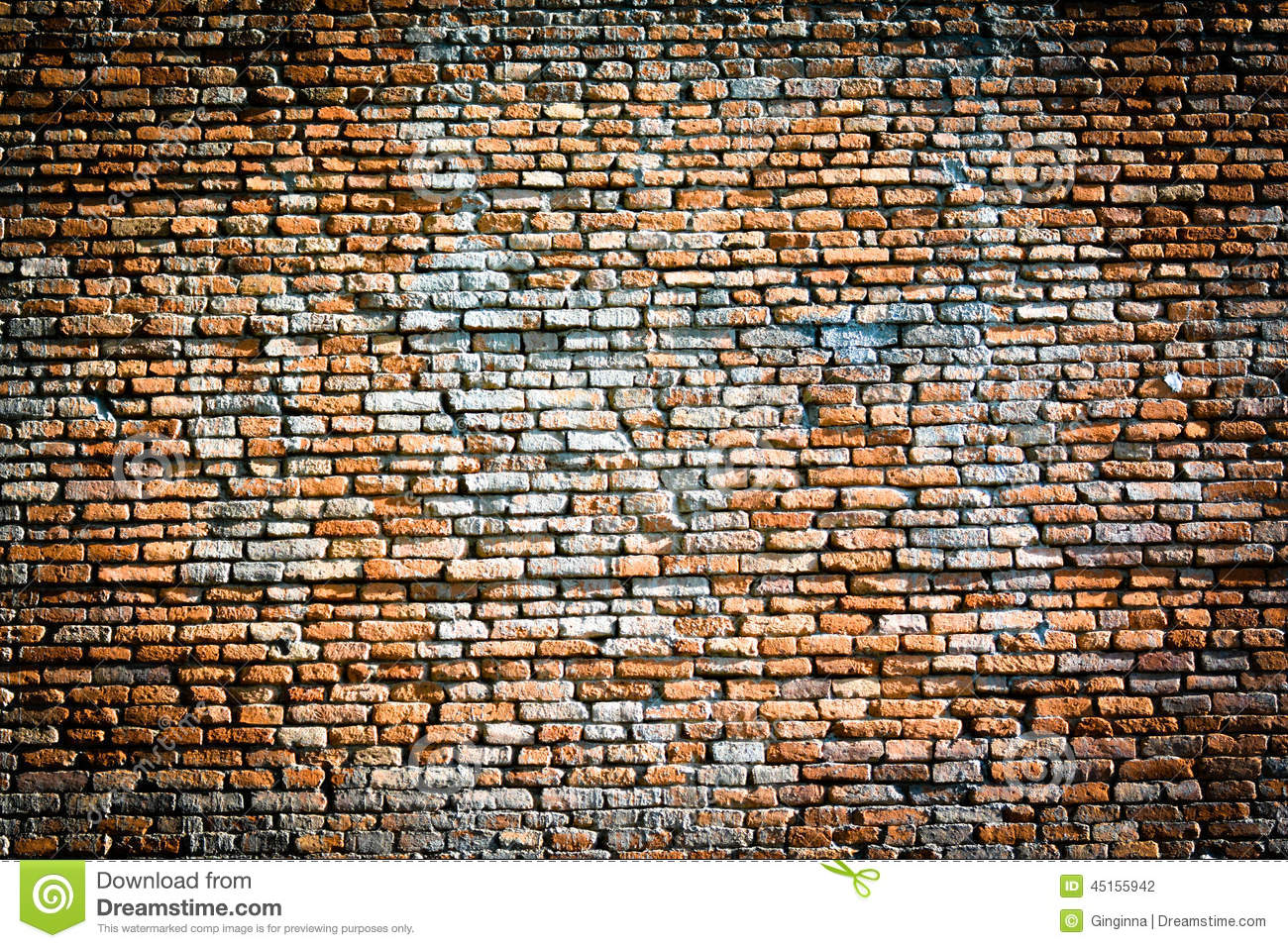Bricks background stock photo image 45155942 for Wallpaper for walls websites