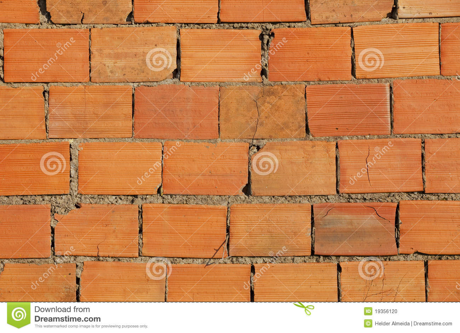 Brickwall velho