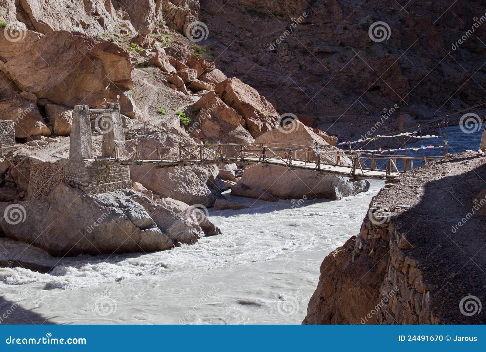 Bridżowy himalajski