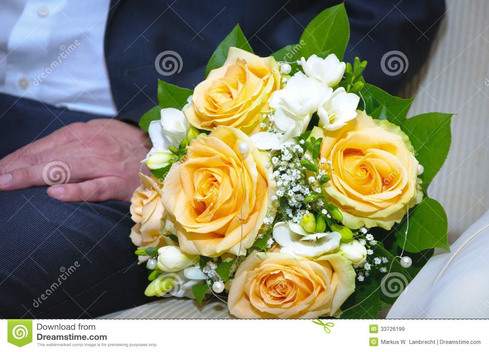 Bridal букет