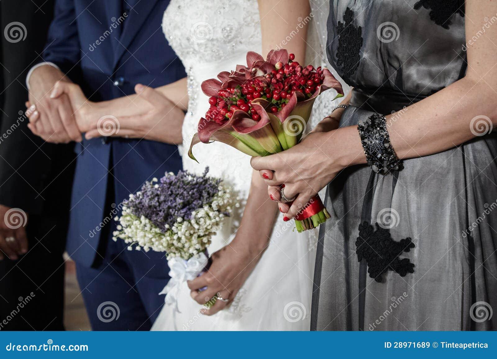 Bridal bukiet