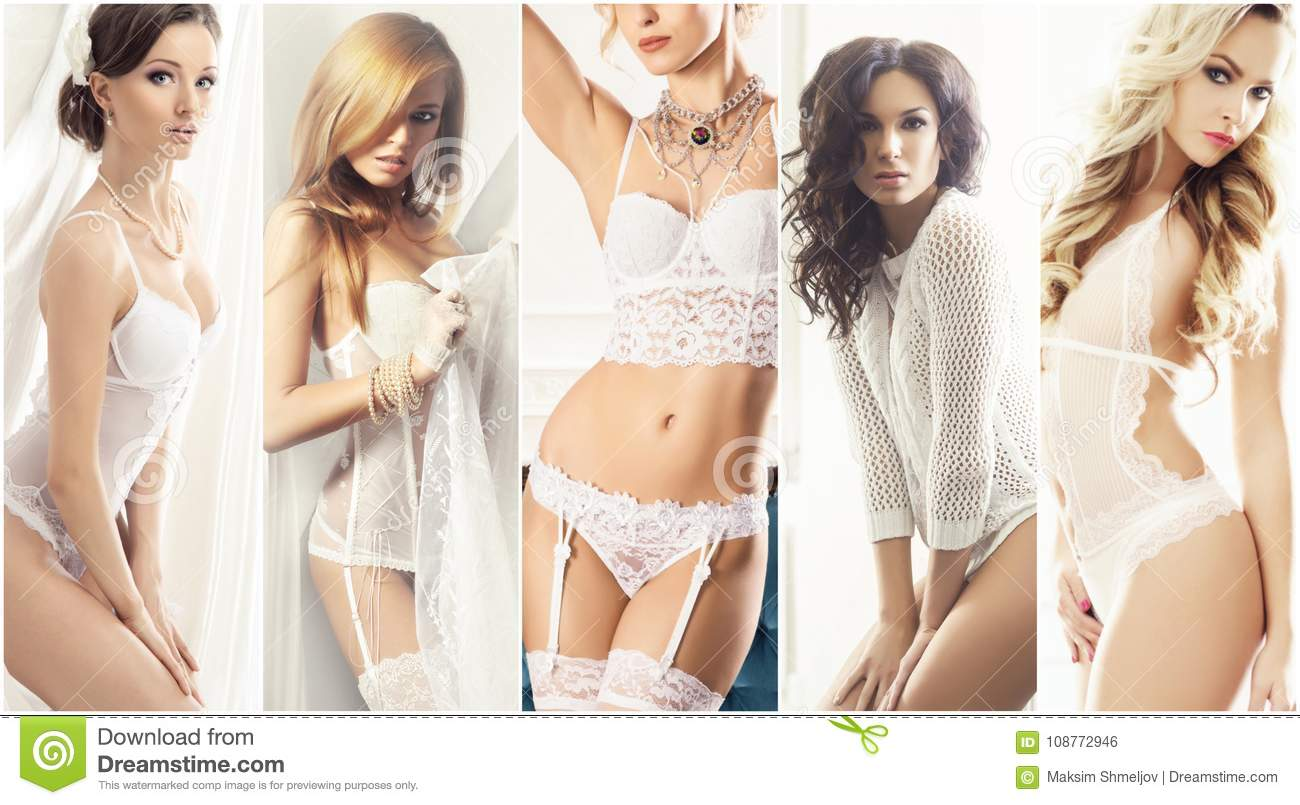 c80c8a5a4 Bridal Lingerie Collection. Young