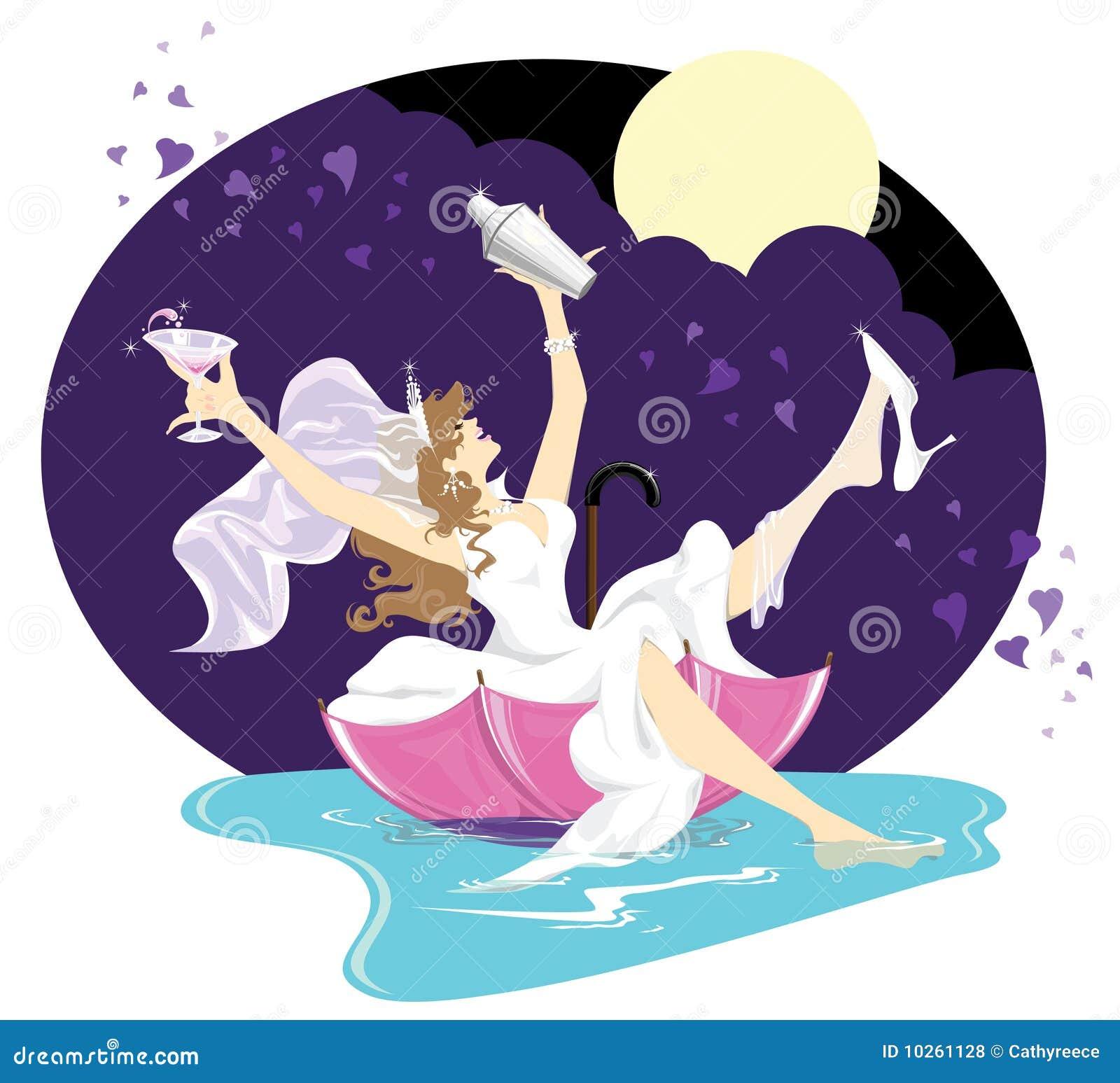 Bridal Shower Royalty Free Stock Photos - Image: 10261128