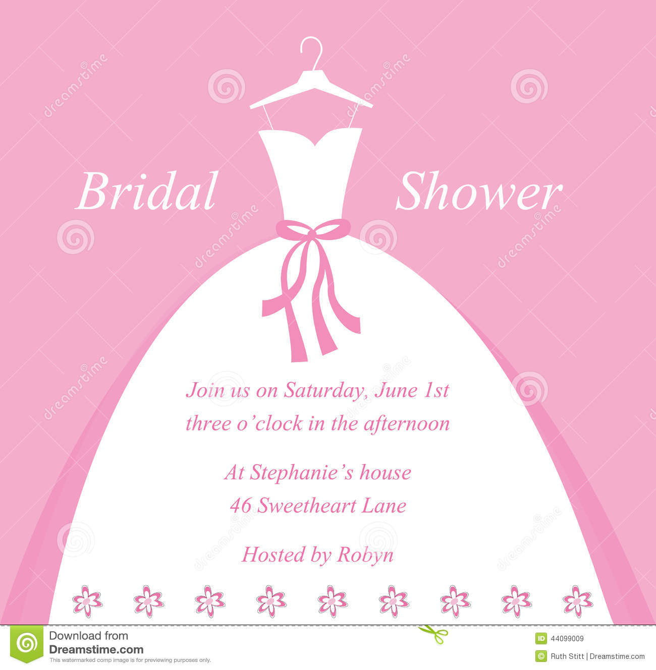 Free Clip Art for Bridal Shower Invitations – Clipart Download