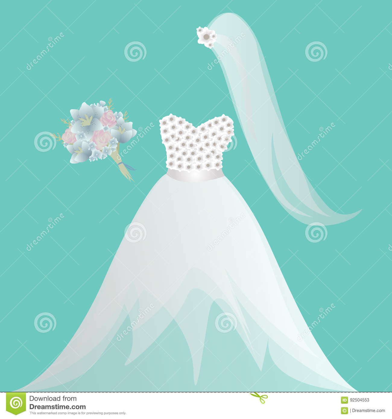 Bride, Bridal Gown, Bridal Shower, Invitation, Getting Married ...