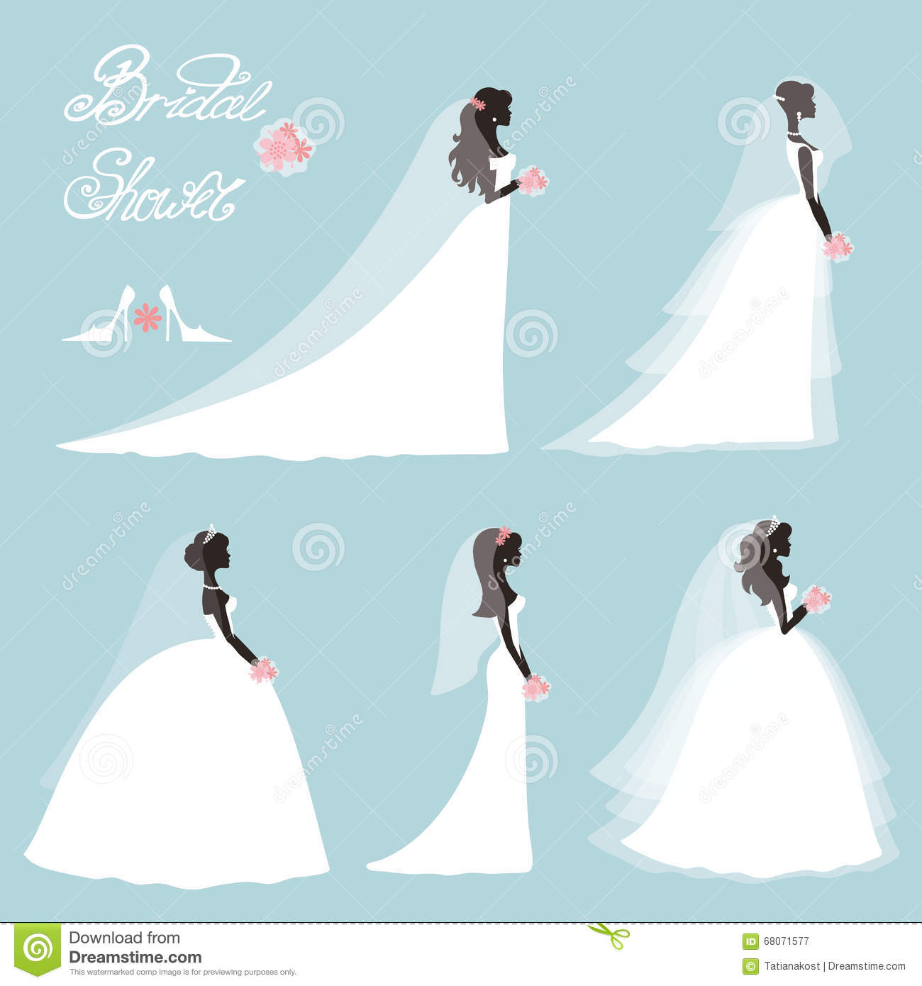 Bridal Stock Illustrations – 48,399 Bridal Stock Illustrations ...