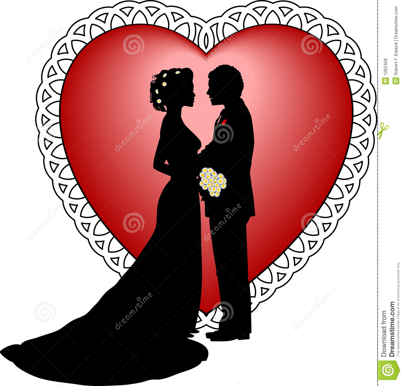 Bride groom stock vector. Illustration of marriage ...