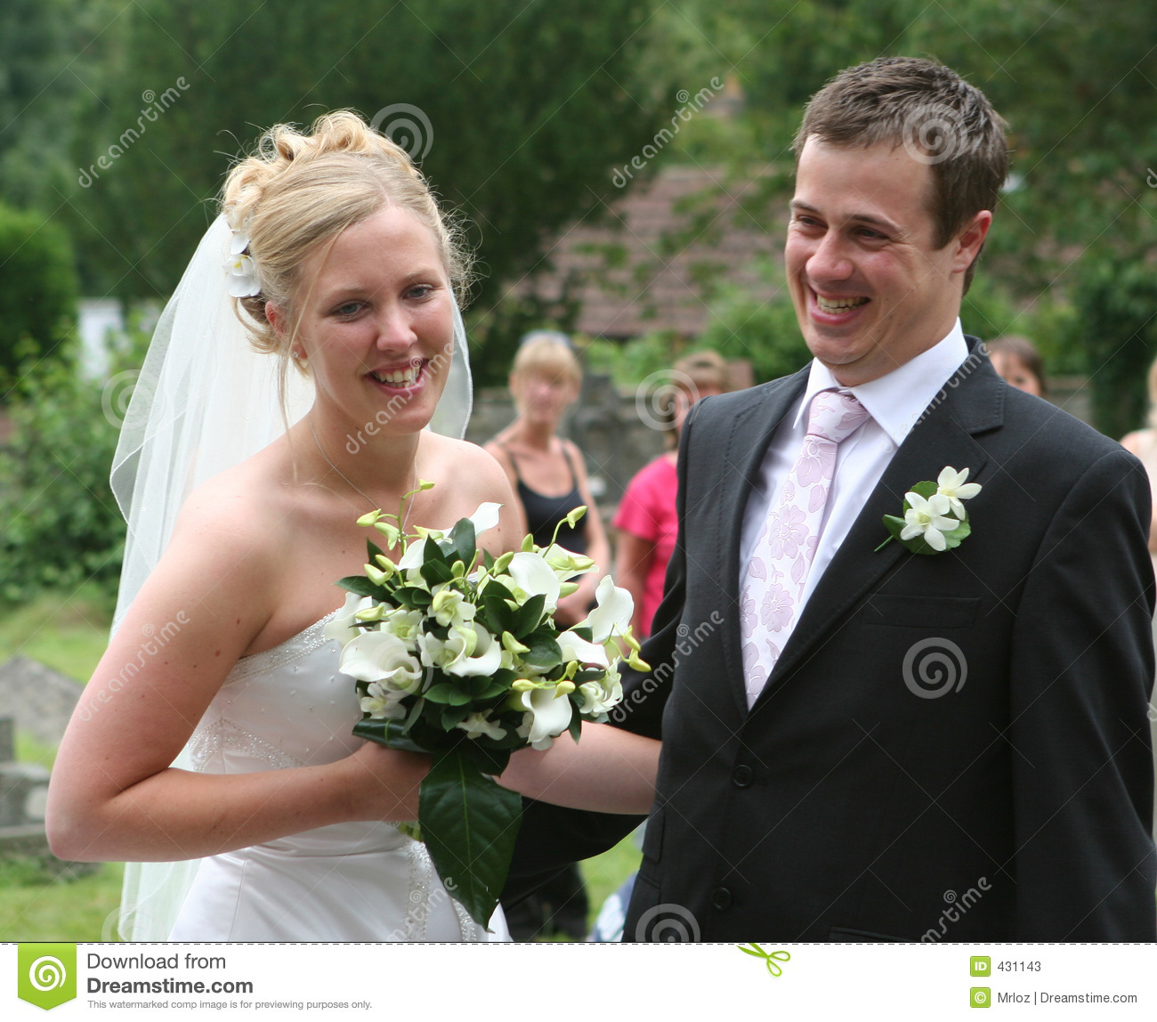 The Bride and Groom 2