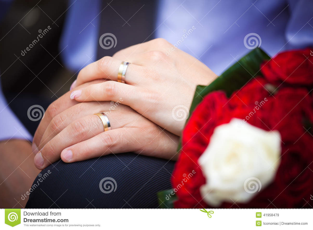 Husband Wife Hands Showing Engagement Ring Stock Images - 63 Photos