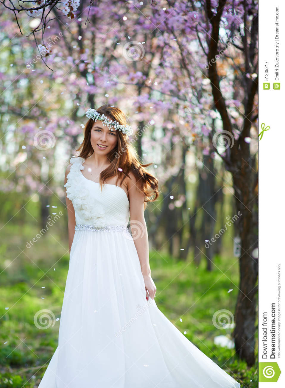Bride To Spring Into Her 99