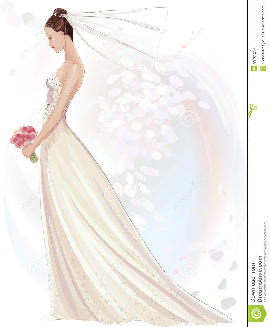 Bride Stock Images Image 33701214