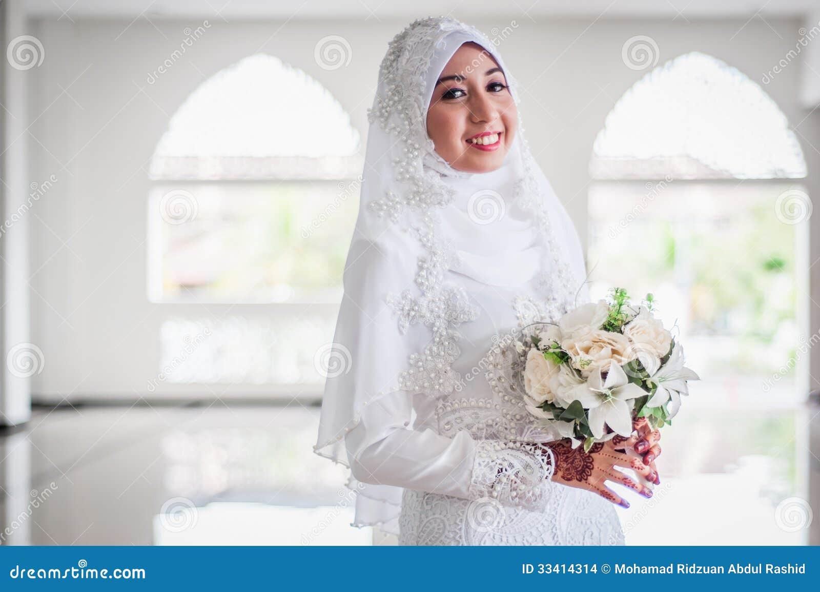 The Bride stock photo. Image of bride, woman, outdoor - 33414314