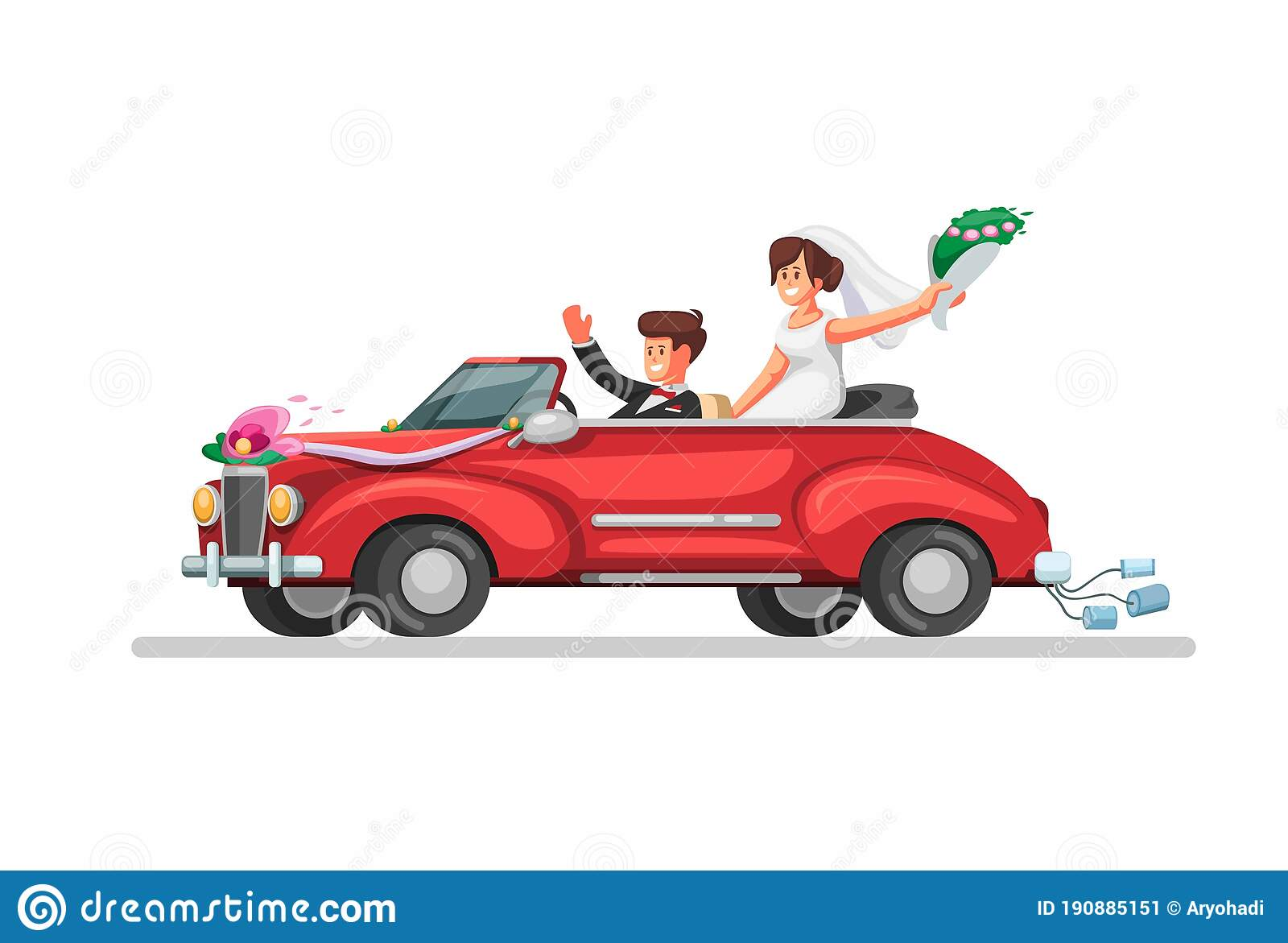 Convertible Car Cartoon Stock Illustrations 1 316 Convertible Car Cartoon Stock Illustrations Vectors Clipart Dreamstime