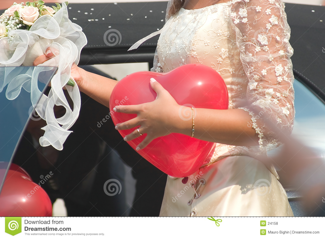 The bride s heart