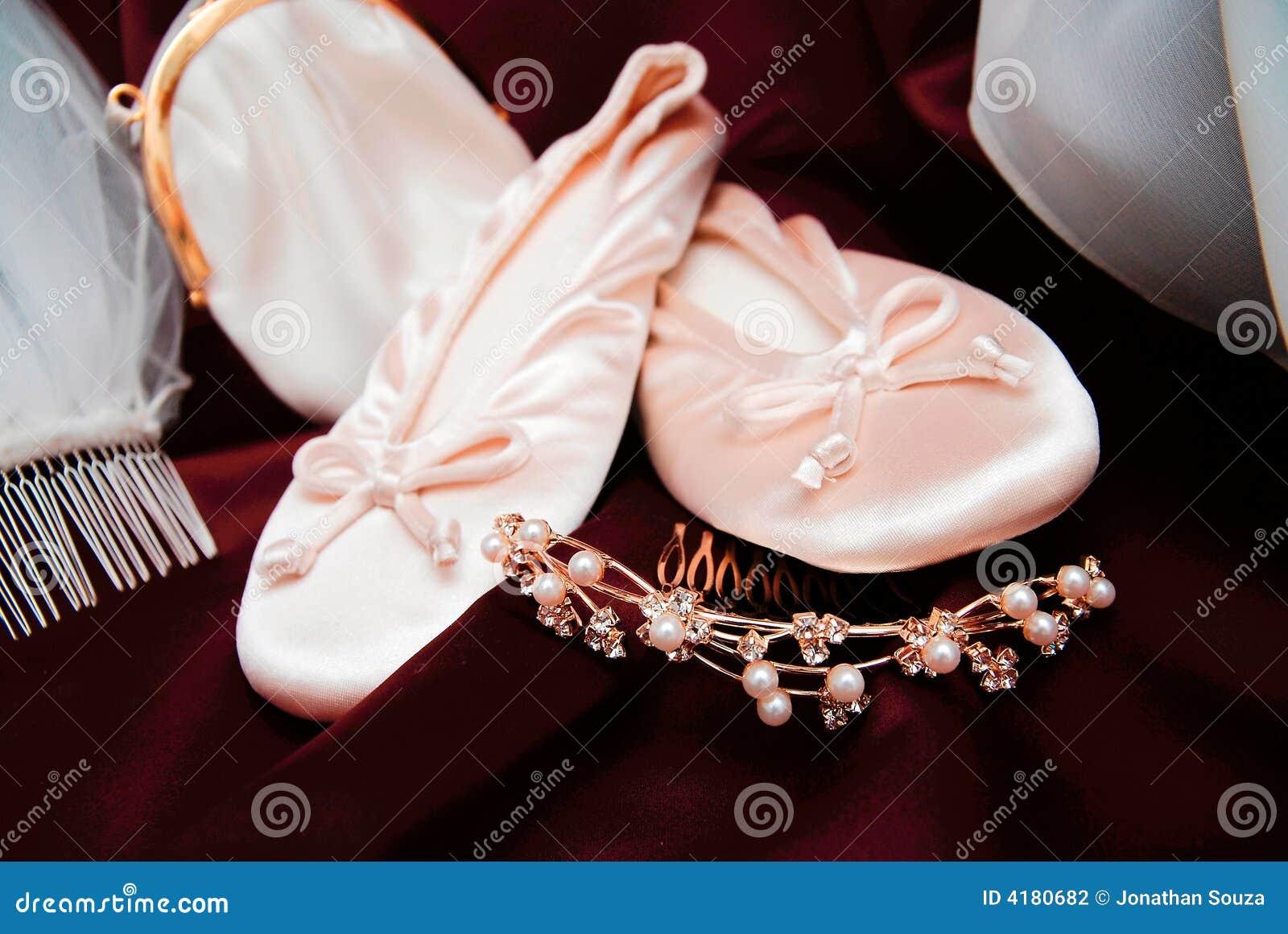 Bride s shoes