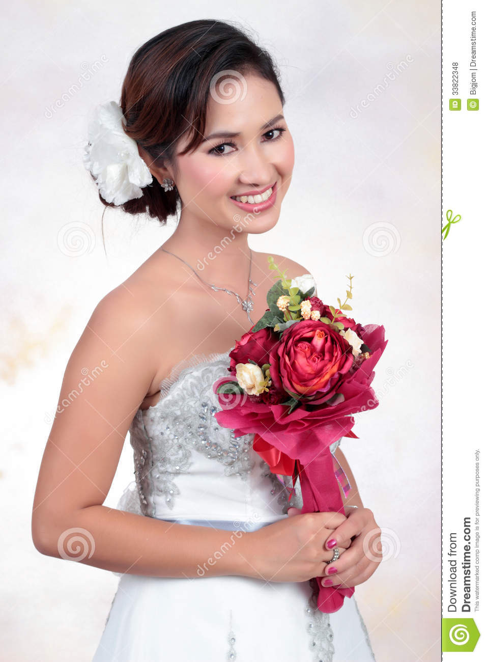 His Thai Bride There 8