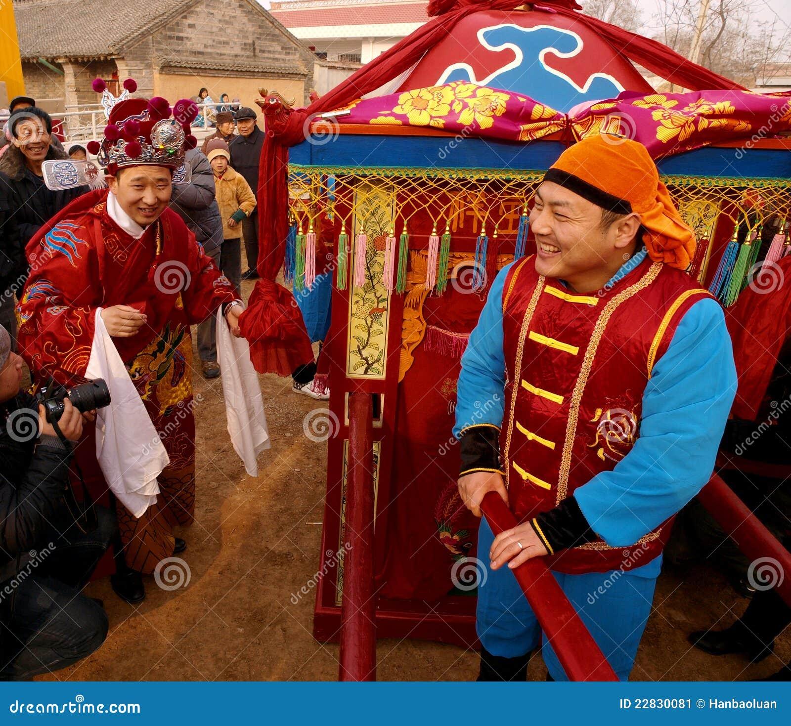 Bridegroom official
