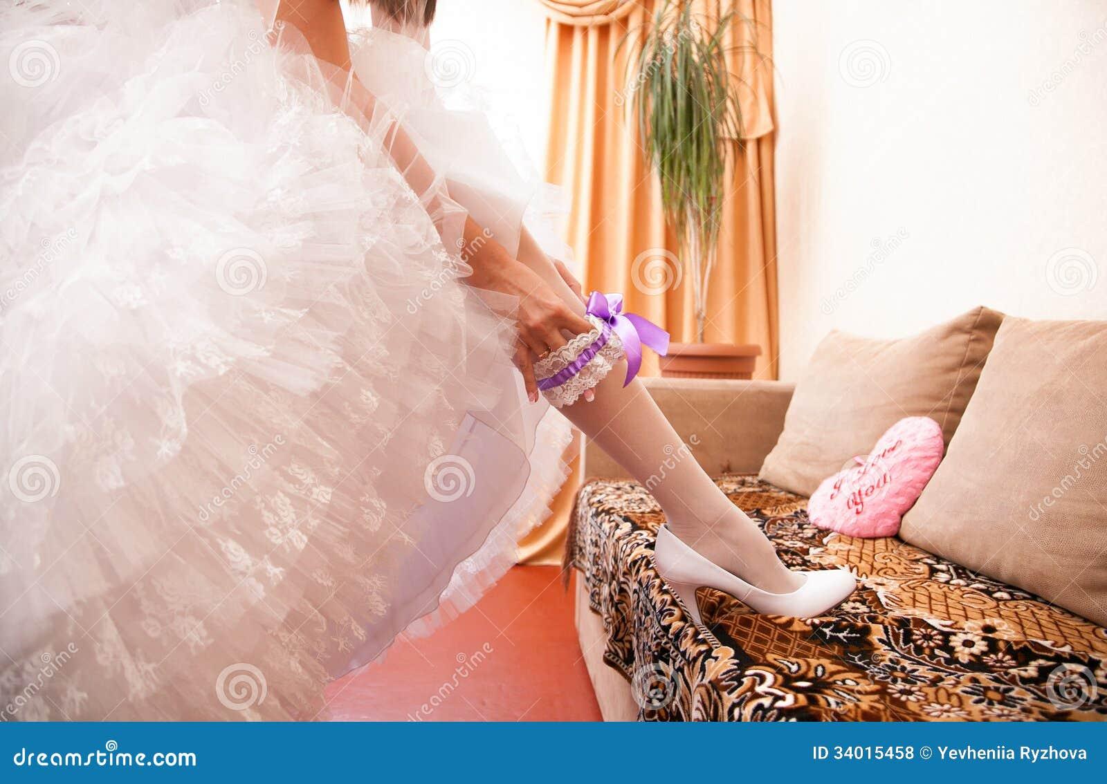Bride Pantyhose 3