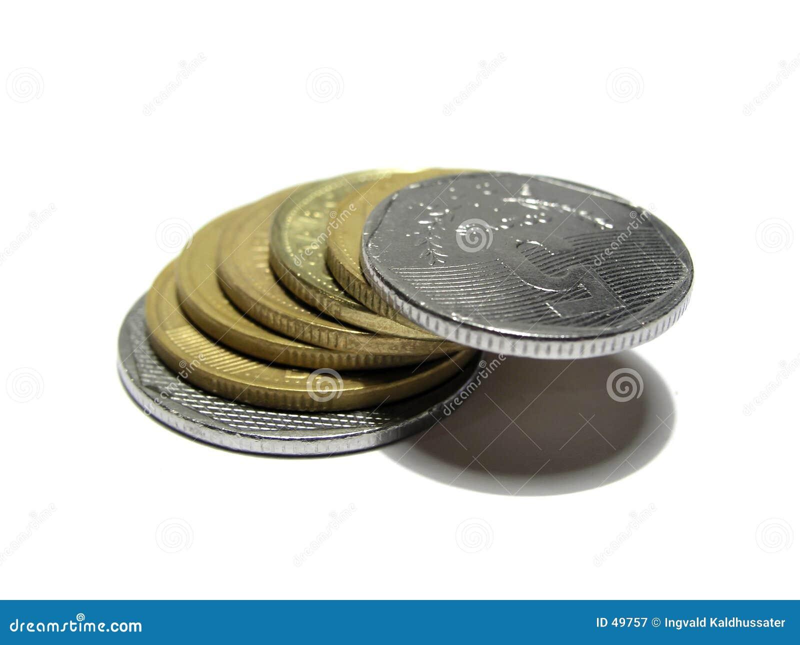 Bridge of coins