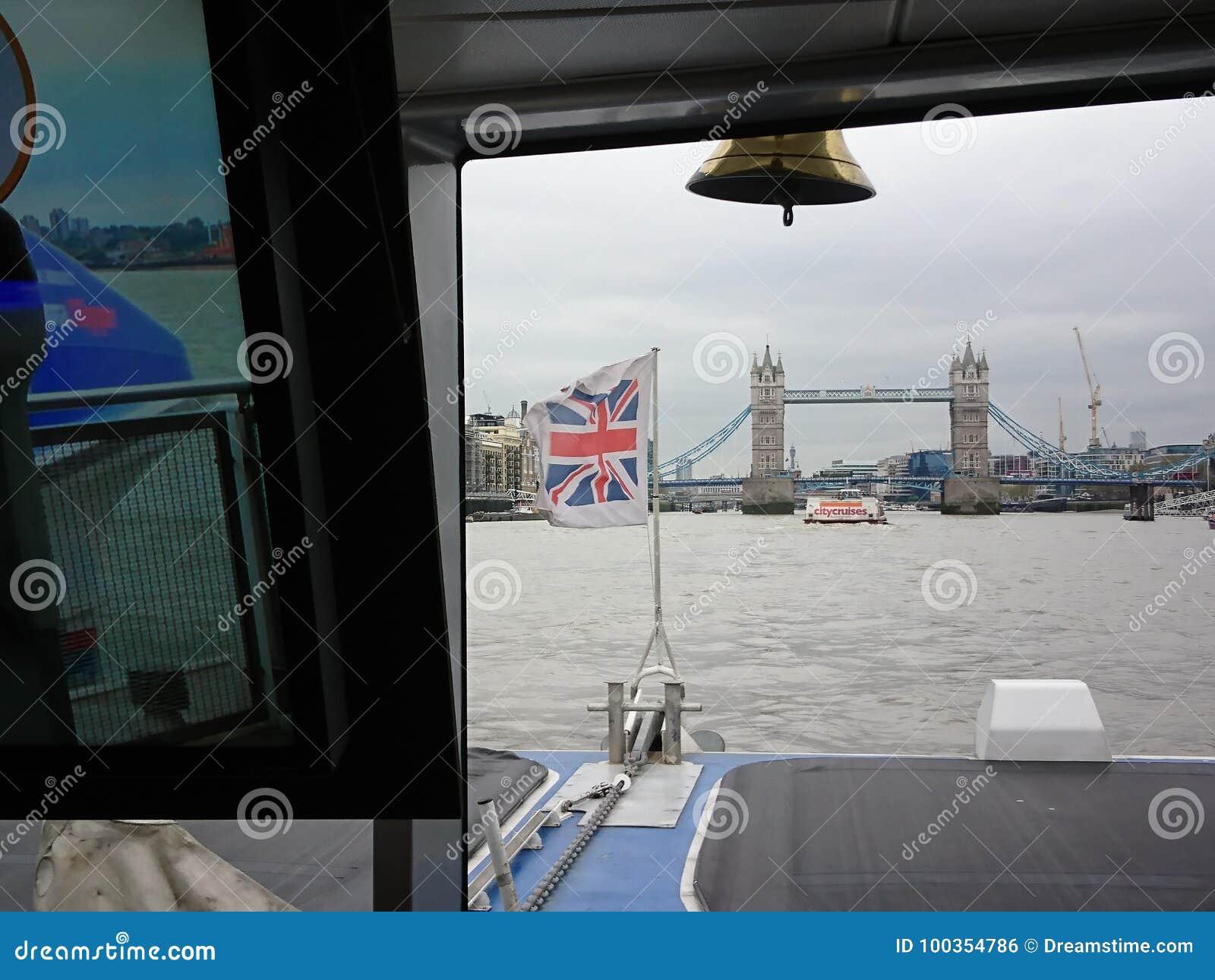 Bridge det london tornet