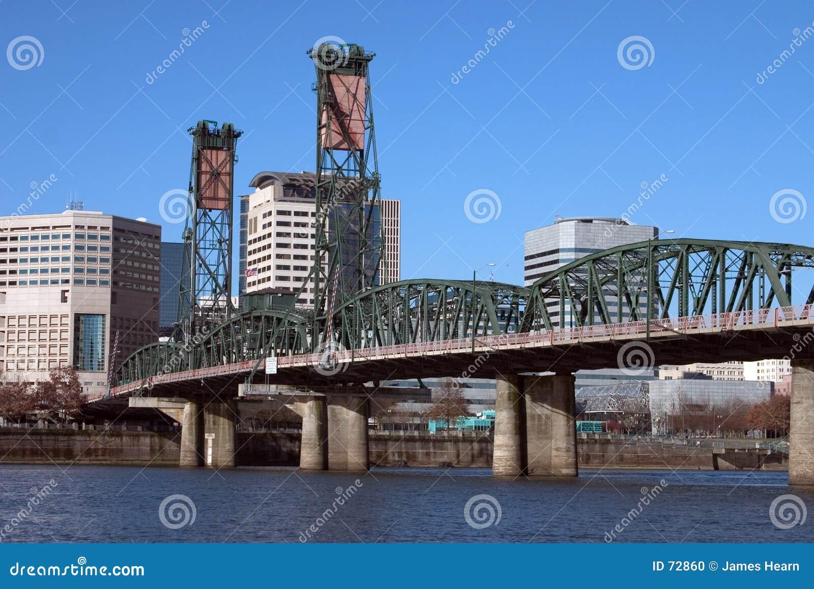Bridge det portland ståldrevet