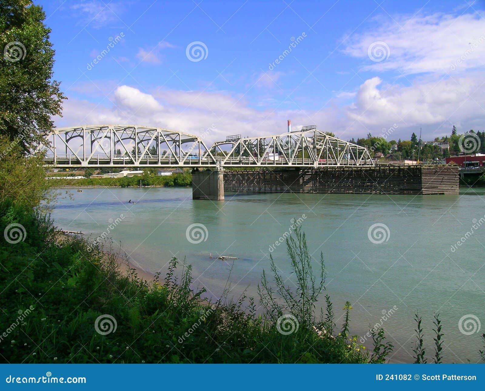 Bridge flodskagit