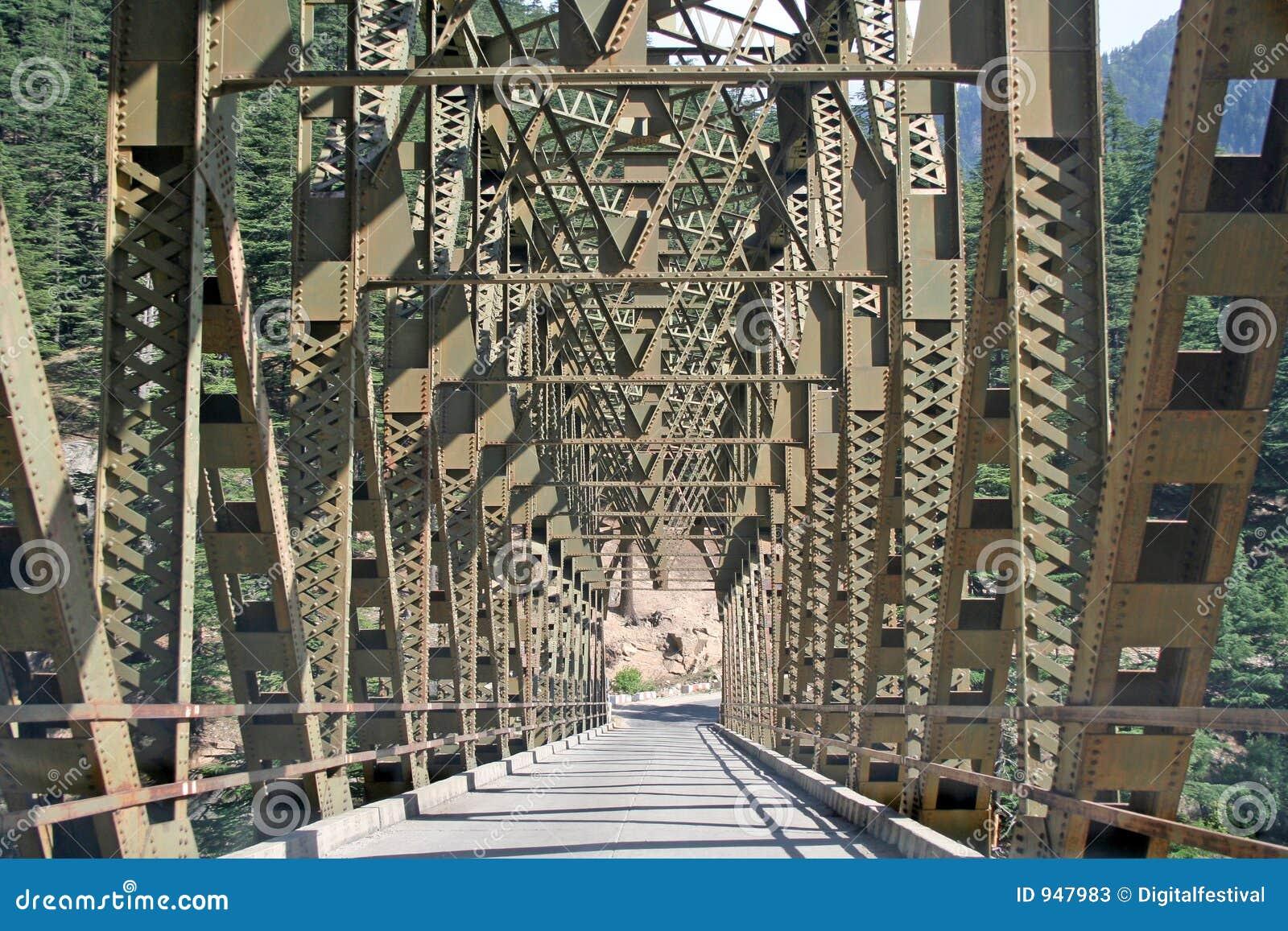 Bridge inżynierii architektonicznej nauki.