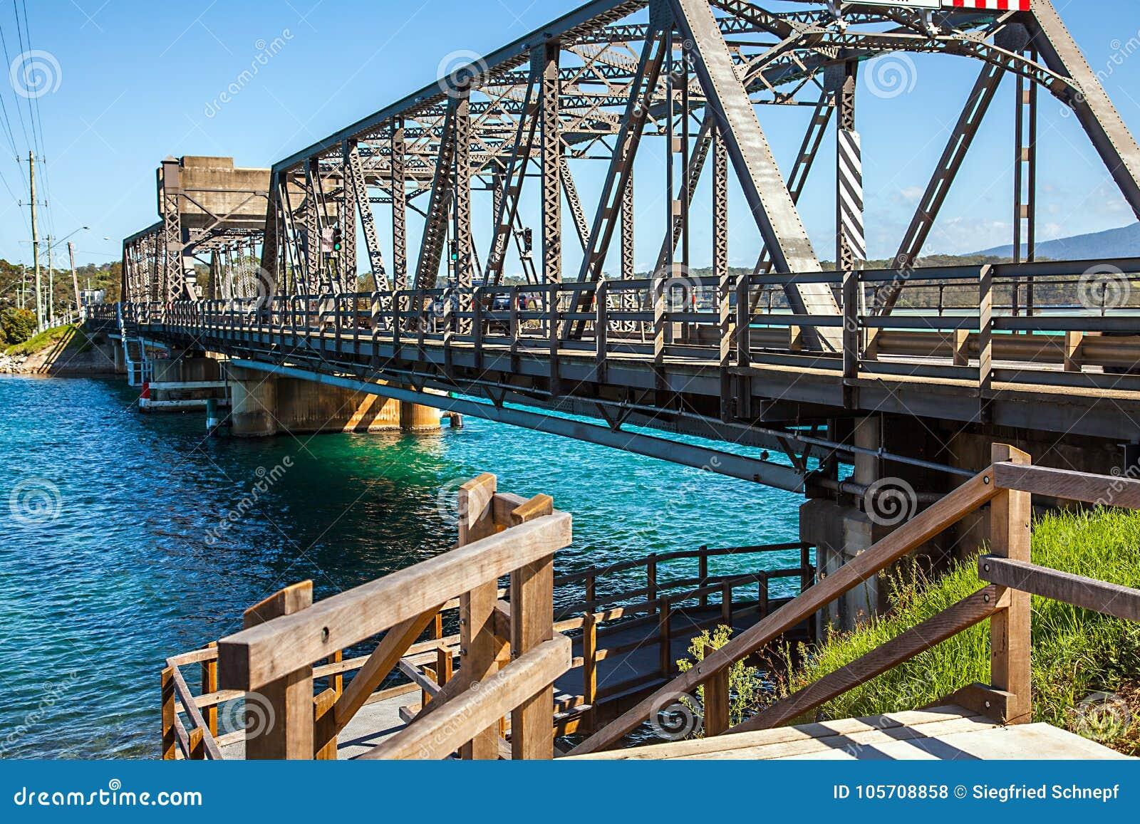 Bridge in Narooma Australia