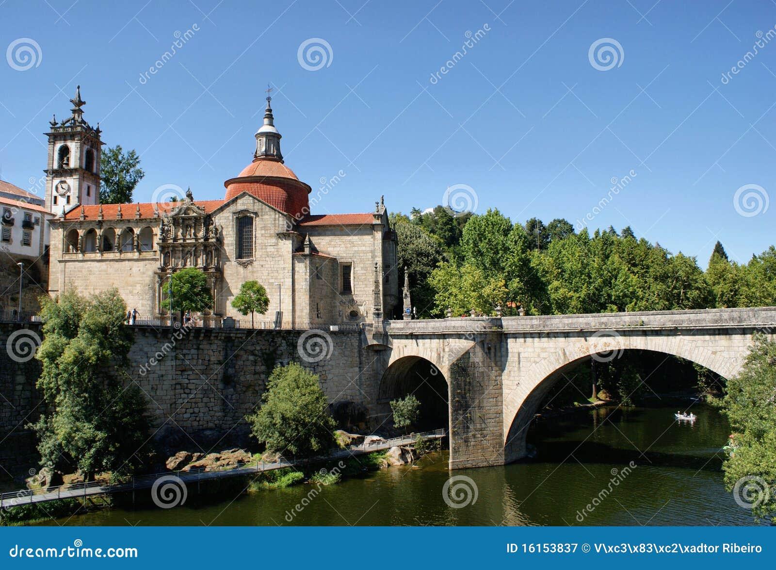 Bridge over River Tamega