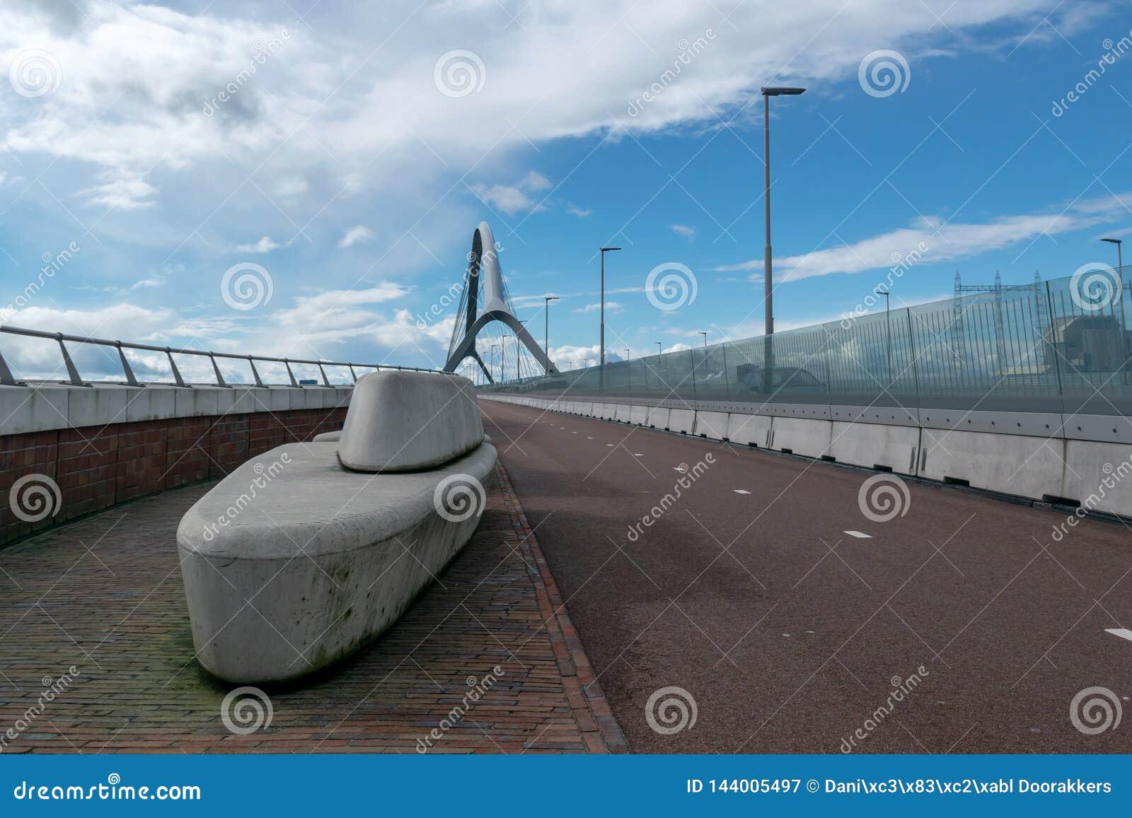 The Bridge Oversteek In Nijmegen