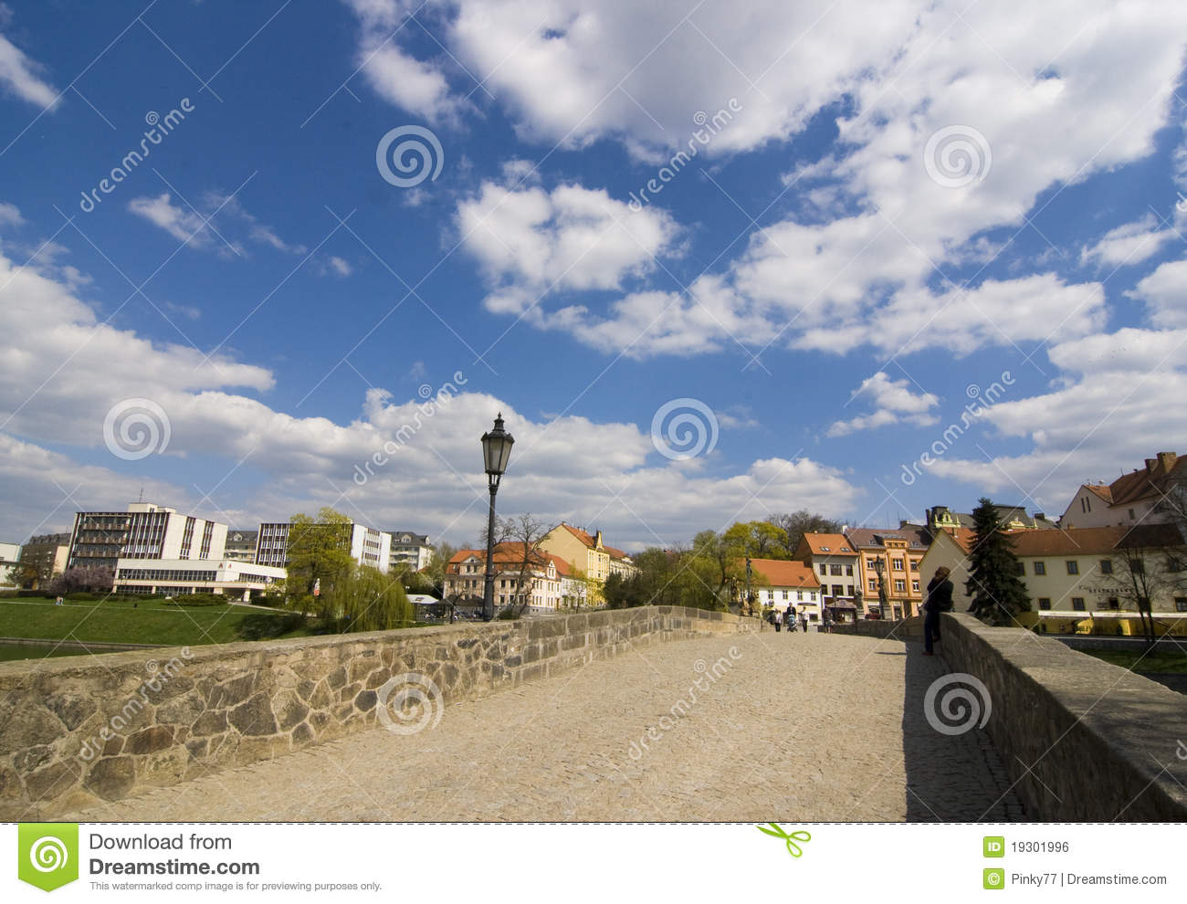 Pisek Czech Republic  city photos gallery : Bridge Of Pisek, Czech Republic Royalty Free Stock Image Image ...