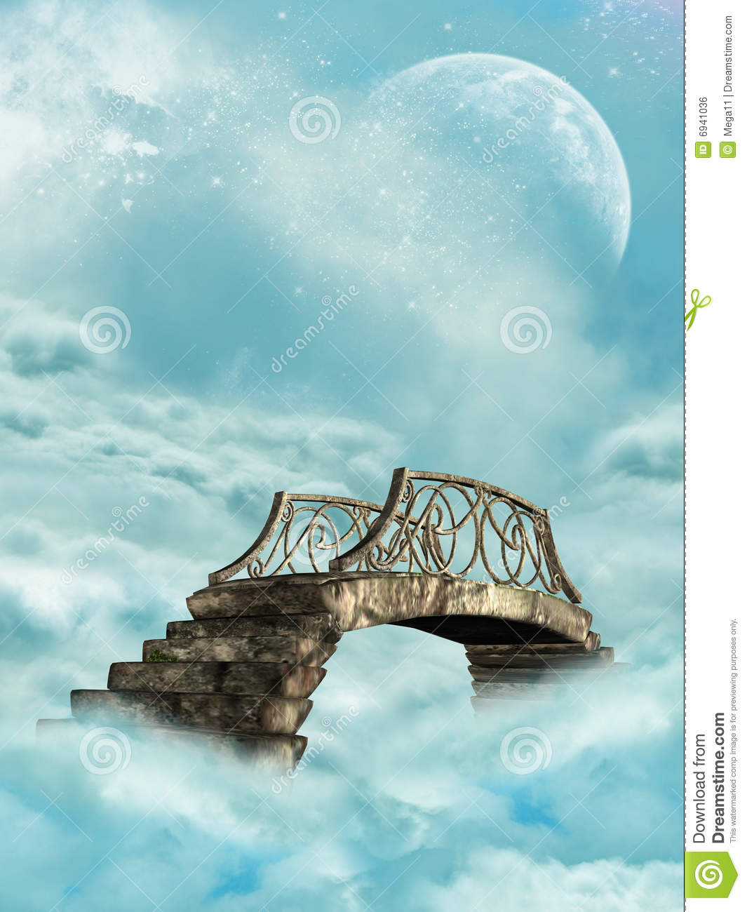 Bridge in the sky