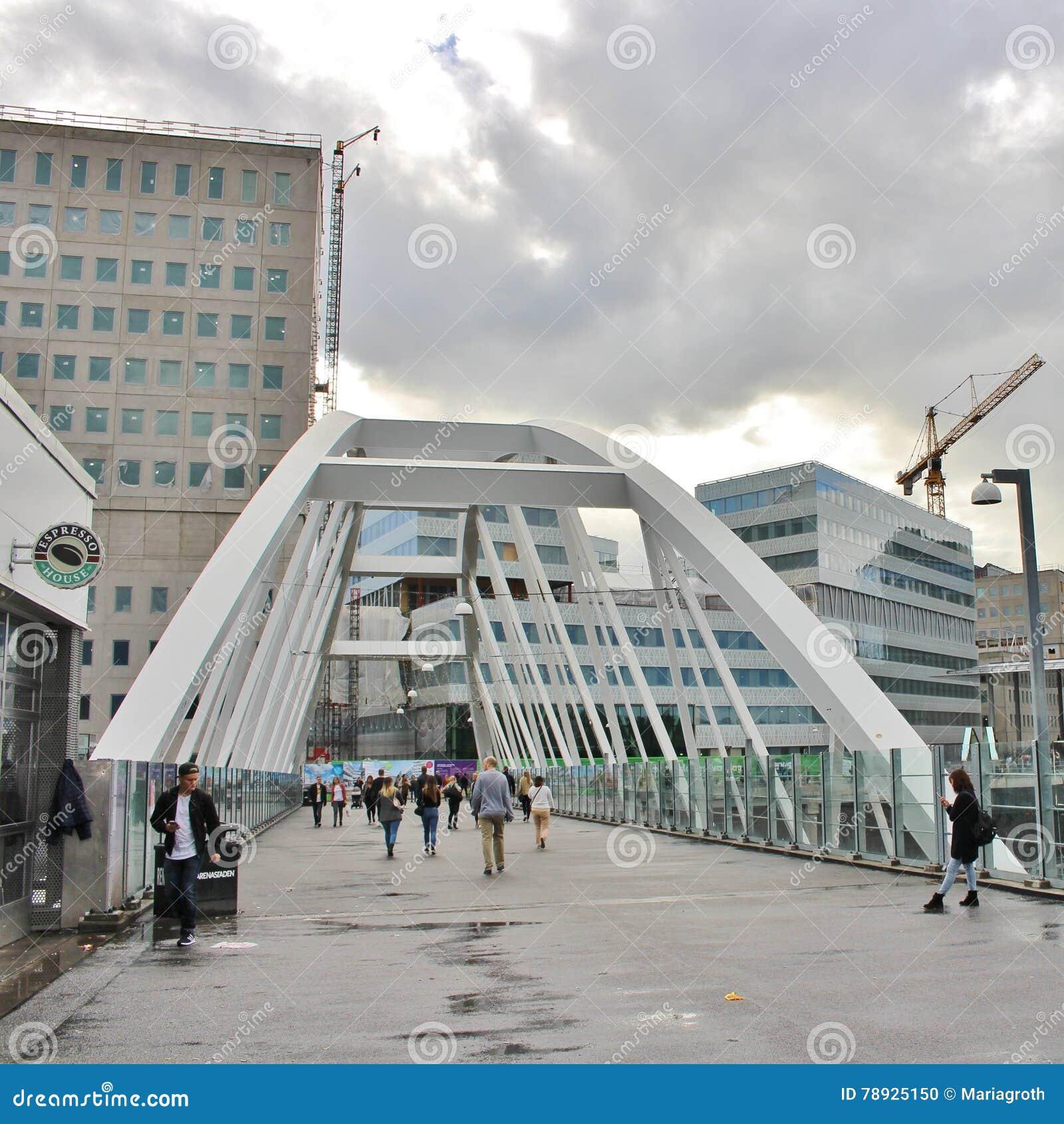 solna station mall of scandinavia